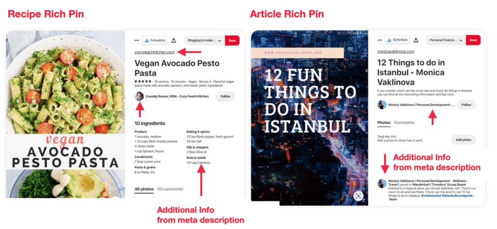 Tips to use Pinterest keyword tool 4