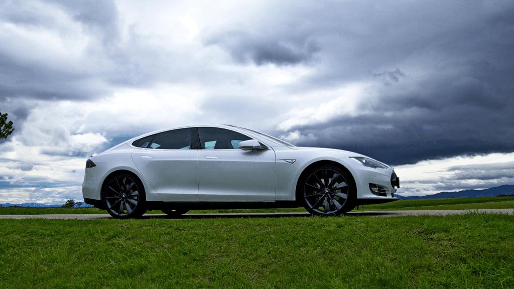 Best company car for tax - tesla
