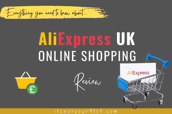 Aliexpress UK online shopping