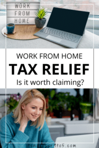 work from home tax uk