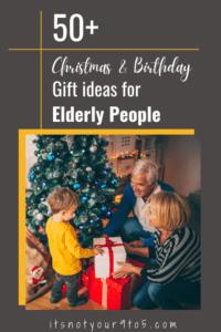 christmas gift ideas for elderly