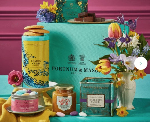 Top Ten Mother's day gift ideas Fortnum & Mason