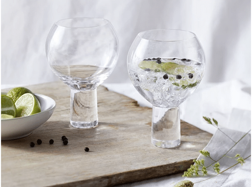 Top Ten Mother's day gift ideas halden gin glasses