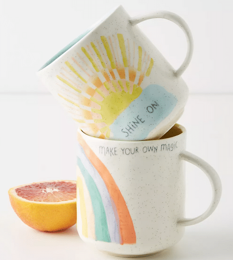Top Ten Mother's day gift ideas mug