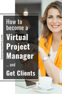 Project management virtual assistant